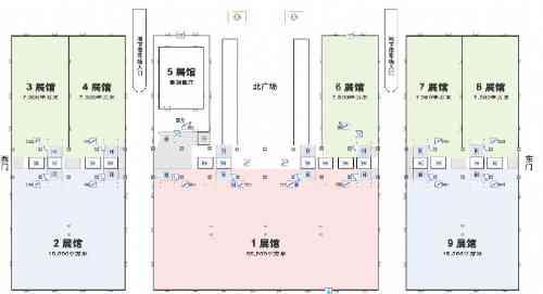 深圳会展中心场馆图